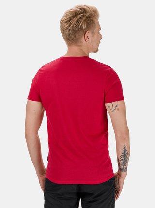 Červené pánské tričko s potiskem SAM 73 Liam