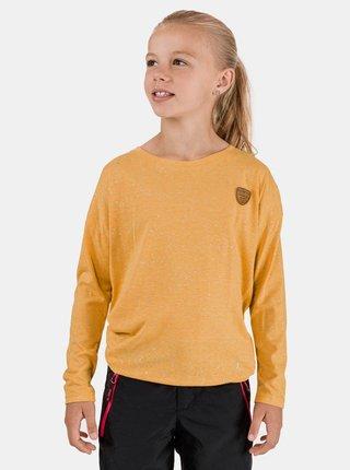 Žluté holčičí tričko SAM 73