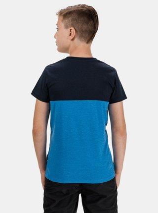 Modré chlapčenské tričko SAM 73