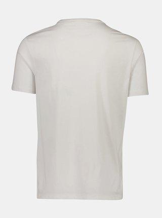 Biele basic tričko Lindbergh
