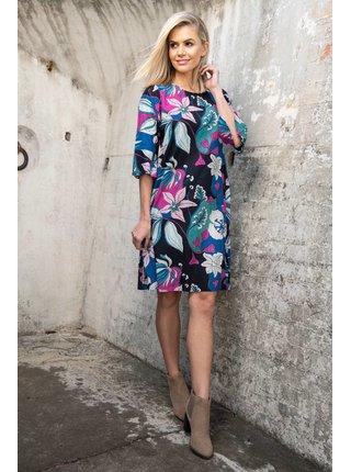 Orientique barevné šaty Caravaggio