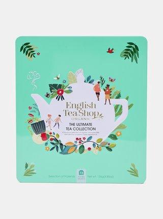 Zelená prémiová kolekce čajů English Tea Shop