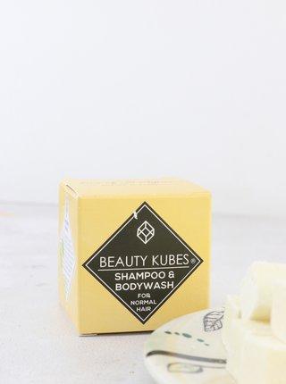 Šampon a tělové mýdlo pro normální vlasy Beauty Kubes