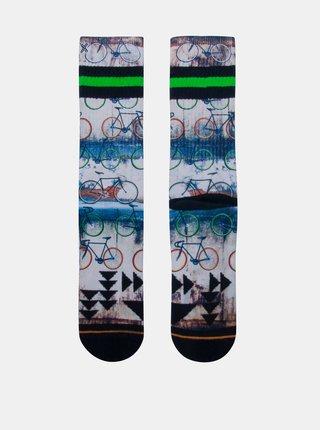 Šedo-modré pánské ponožky XPOOOS