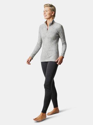 Šedé dámske športové tričko Smartwool