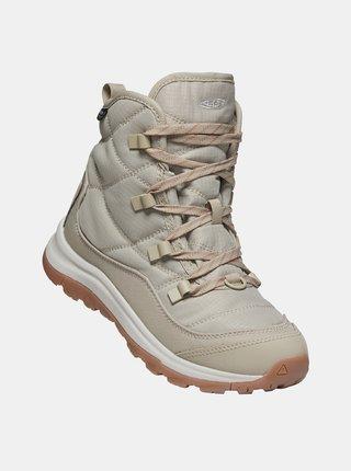 Dámské béžové zimní boty Keen Terradora II