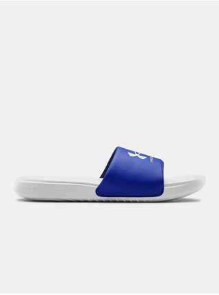 Pantofle Under Armour M Ansa Fix SL - modrá