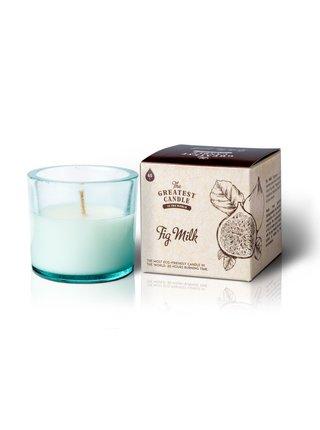 The Greatest Candle Vonná svíčka ve skle (75 g) - fík