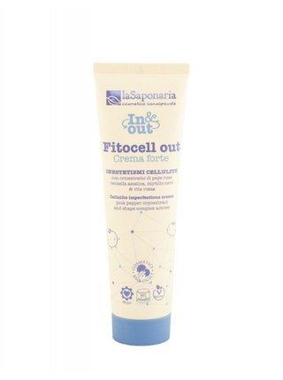 laSaponaria Bioaktivní tělový krém proti celulitidě Fitocell Out BIO (150 ml)