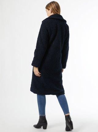 Modrý kabát Dorothy Perkins