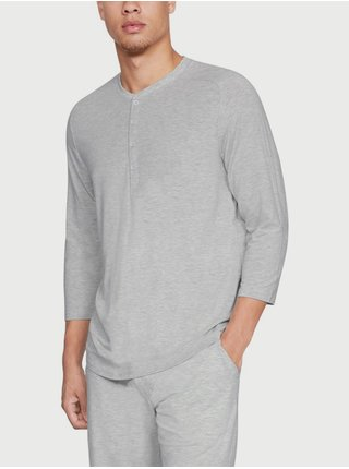 Pyžamo Tričko Under Armour Recovery Sleepwear Elite 3/4 Henley
