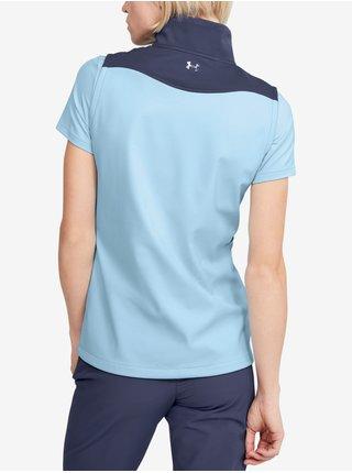Vesta Under Armour Soft Shell Vest - modrá