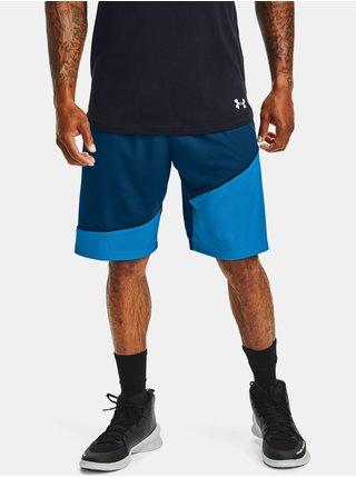 Kraťasy Under Armour Baseline 10IN Short - modrá