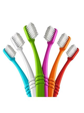 Preserve Zubní kartáček (ultra soft) - azurový