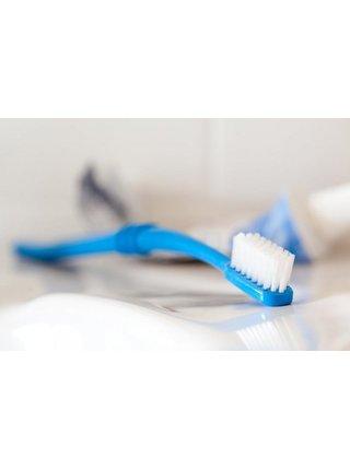 Preserve Zubní kartáček (medium) - zelený