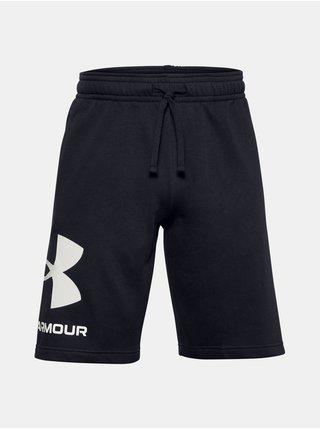 Kraťasy Under Armour UA Rival FLC Big Logo Shorts - černá