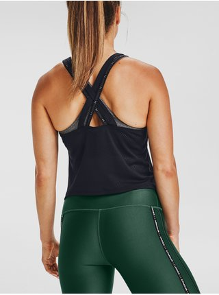 Tielko Under Armour Armour Sport X-Back Tank - Čierná