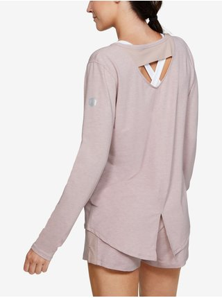 Tričko Under Armour Recovery Sleepwear Longsleeve