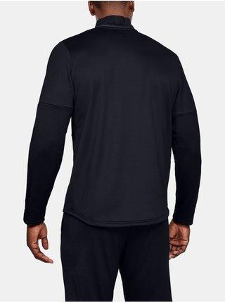 Mikina Under Armour Gametime Fleece 1/2 Zip - černá