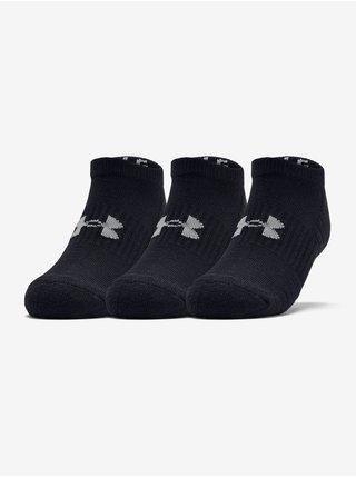 Ponožky Under Armour Training Cotton NS - Čierná