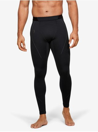 Legíny Under Armour Rush HG Seamless Legging - Čierná