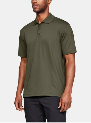 Triko Under Armour TAC PERFORMANCE POLO - khaki