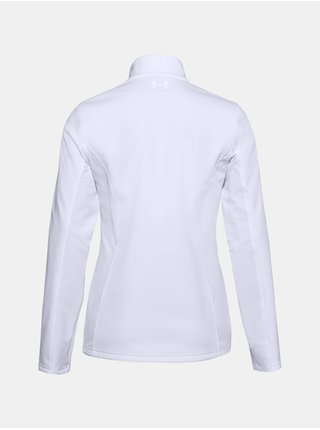 Bunda Under Armour UA CGI Shield Jacket - bílá