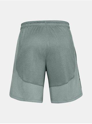 Kraťasy Under Armour UA Knit Training Shorts - šedá