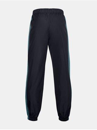 Tepláky Under Armour UA Mesh Lined Pants - černá