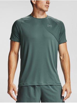 Tričko Under Armour UA M Qualifier ISO-CHILL Short Sleeve-BL