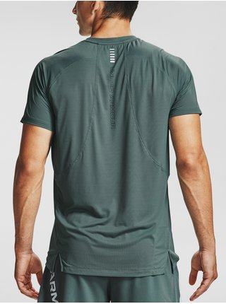 Tričko Under Armour UA M Qualifier ISO-CHILL Short Sleeve-BL