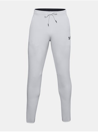 Tepláky Under Armour UA /MOVE PANTS - šedá