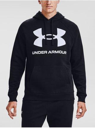 Mikina Under Armour UA Rival Fleece Big Logo HD - Čierná