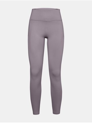 Legíny Under Armour UA Meridian Leggings - svetlofialová