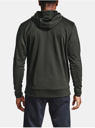 Mikina Under Armour Armour Fleece HD - khaki