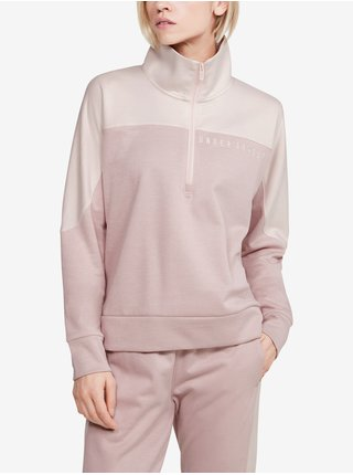 Mikina Under Armour Athlete Recovery Knit 1 2 Zip