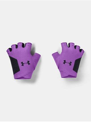 Rukavice Under Armour UA Women's Training Glove - svetlofialová