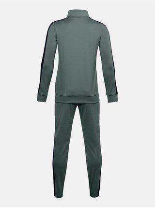 Tepláková souprava Under Armour Knit Track Suit - modrá