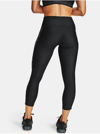 Legíny Under Armour HG Armour WMT Ankle Crop - Čierná