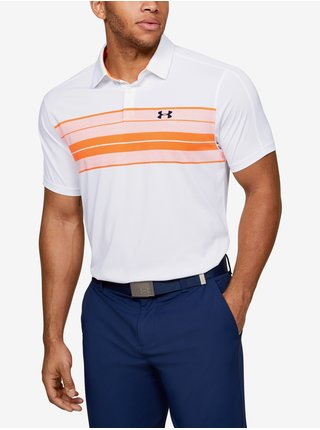 Tričko Under Armour Vanish Chest Stripe Polo
