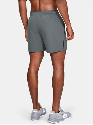 Kraťasy Under Armour Qualifier WG Perf Short 5in - šedá