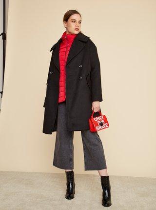 Červená dámská zimní prošívaná bunda ZOOT Baseline Daisy