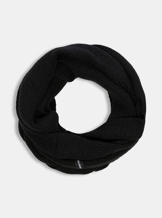 Čierný šál Jack & Jones