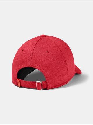 Kšiltovka Under Armour UA Armour Twist Adjustable Cap - červená