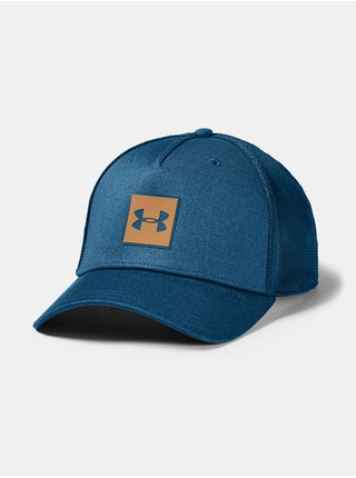 Kšiltovka Under Armour UA Armour Twist Trucker - modrá