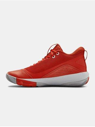 Topánky Under Armour SC 3ZER0 IV - červená