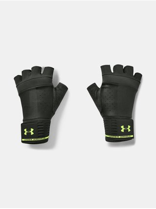 Rukavice Under Armour UA Men's Weightlifting Glove - zelená