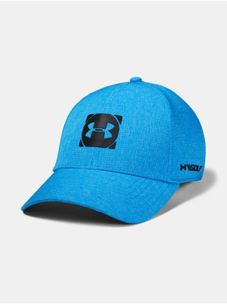 Kšiltovka Under Armour Men's Official Tour Cap 3.0 - modrá