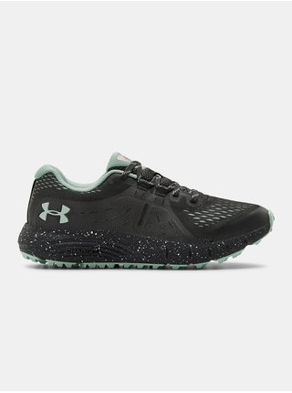 Boty Under Armour UA W Charged Bandit Trail - šedá