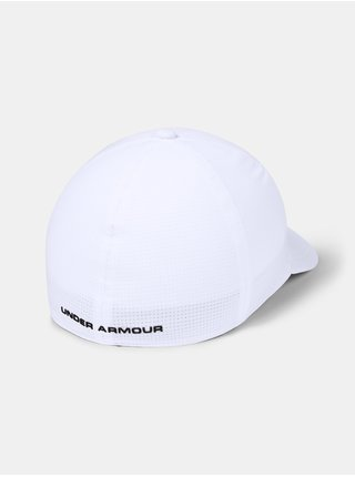 Kšiltovka Under Armour UA Men's Airvent Core Cap 2.0 - bílá